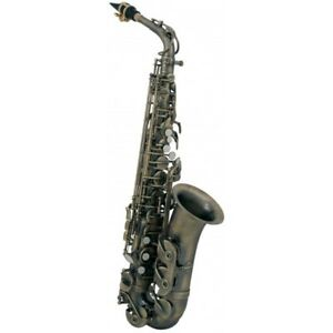 Beautiful Antique Finish Alto Saxophone