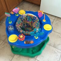 Evenflo deluxe exersaucer