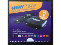 NOW TV Box Free 2 Months Sky Movies Pass - make your television into a Smart TV