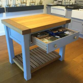 Kitchen Island by Steding Interiors & Joinery Glen Innes Glen Innes Area Preview