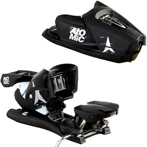 2013 Atomic FFG 12 + Salomon Z12 Demo Bindings with 115 mm Brake