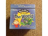 Brain Box - All Around The World