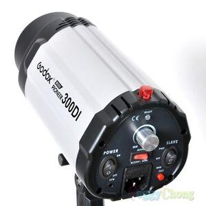 GODOX-300ws-300w-Pro-Photography-Studio-Strobe-Photo-Flash-Light-Lamp-Head-NEW