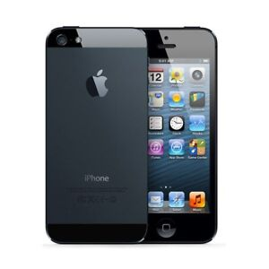 Borken Apple iphone 5 (Can be used for parts)