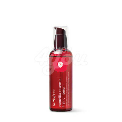 Innisfree Camellia Essential Hair Oil Serum 100ml +Free Sample