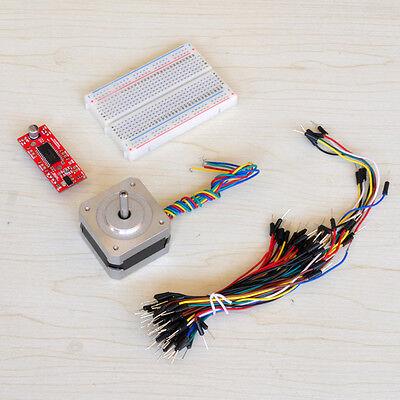 Easydriver Board Stepper Motor Kit