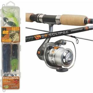 Fishing Gear-Rods & Reels, lures creels & accessories