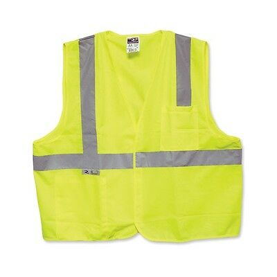 Radians Radwear High Visibility Safety Vest Small Ansiisea Sv2zgms