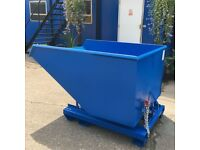 Forklift Tipping Skip - 1250L