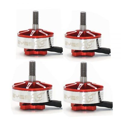 EyeSky ES2306 2400KV Brushless Motor 3-4S for DIY FPV Racing Drone 4Pcs from USA