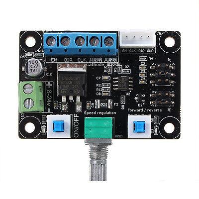 1pcs Stepper Motor Driving Controller Pulse Pwm Speed Reversing Control