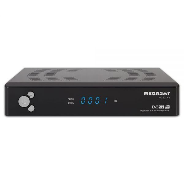 Image Megasat HD 601 V2 HDTV Sat Receiver digital Full HD 1080p USB Unicable EN 50494
