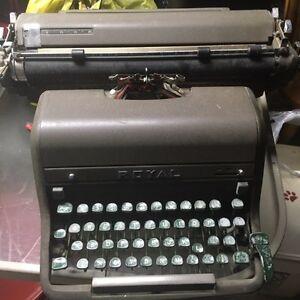 Antique Dactylo 25$