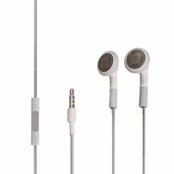 GENUINE APPLE IPHONE EARPHONES WITH BUILT IN MIC - NEW