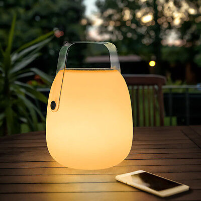 IOLUX PIC. SOUND (Wireless Lamp with Built-in Bluetooth Speaker)