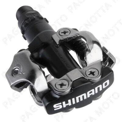 421533100 SHIMANO PEDALI MTB SHIMANO PD - M520 CON TACCHETTE - CONFEZIONE...