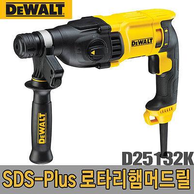 Dewalt D25132k Rotary Hammer Drill 220v