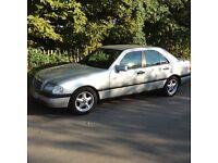 Mercedes Benz C180 Petrol Full Service History