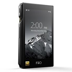 Brand new award winning FiiO X5 3rd Gen (X5iii) Hi-Res Player - Black