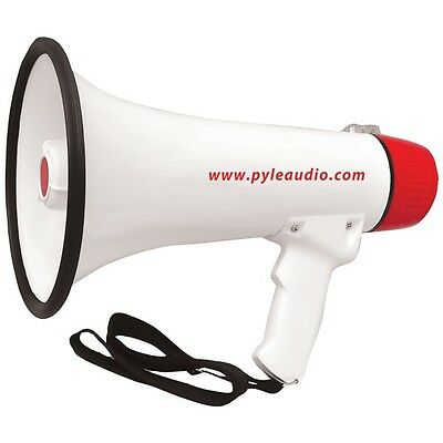 Pyle Pro Pmp48ir 40-watt Professional Megaphone/bullhorn ...