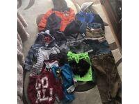 toddler clothes bundle