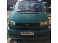 VW T4 2.4 1993 226,000 miles MOT until May 2017