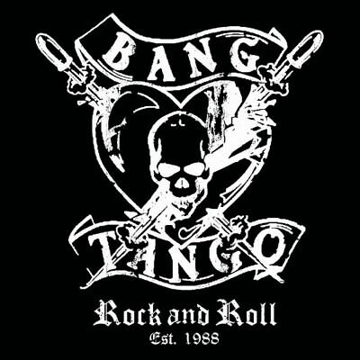 BANG TANGO - ROCK and ROLL EST. 1988 CD (only 600 made) Someone Like You