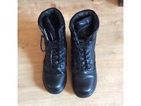 Combat boots - youths