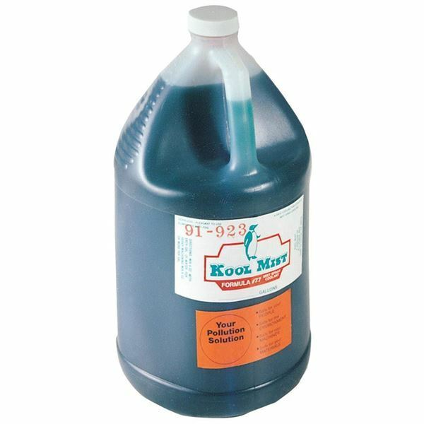 Kool Mist 1 Gallon #77 Concentrated Coolant for Kool Mist Units