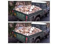 Truck load of a variety of different logs for wood burner or open fire £125