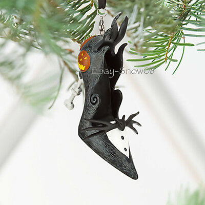 Used, Disney Park Jack Skellington Glitter Shoe Ornament Christmas Runway Shoe New for sale  Shipping to Canada