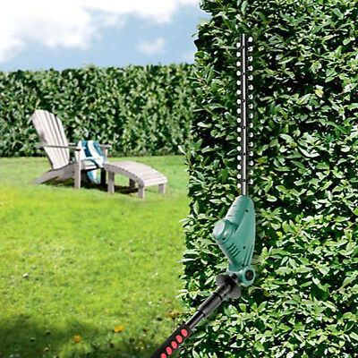 BRAST 18V Li-Ion Akku Heckenschere Astsäge Ast-Kettensäge Hochentaster Baumsäge