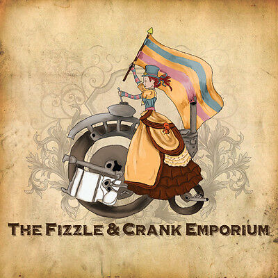 The Fizzle and Crank Emporium
