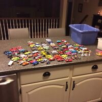 Lot of 127 Dinkies some Hot Wheels and Match Box