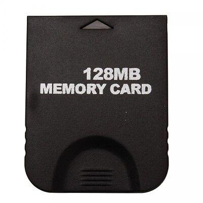 128 MB 128MB Memory Card for Nintendo GameCube GC USA