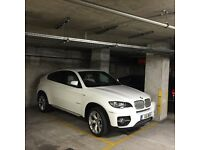 White X 6 BMW year 2012 for Sale with very low milage 36,400