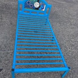 Thomas the Tank Blue Toddler Bed