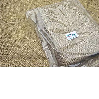 Rug Hessian 2 metre pack for rag rug making
