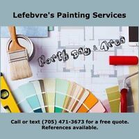 Lefebvre's Painting Services