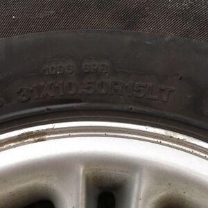 Tires on rims  Kitchener / Waterloo Kitchener Area image 5