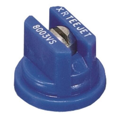 XR TeeJet Extended Range Flat Spray Tips XR8003VS