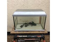 Elite 2FT complete tropical aquarium fish tank set up