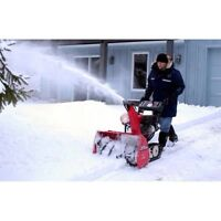 Fredericton Snow Removal