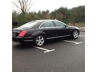 Mercedes S class bluetec cdi