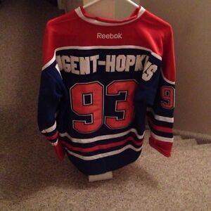 Size 48 Nugent/-Hopkins jersey Strathcona County Edmonton Area image 2