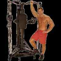 Inspire Fitness PT1 Pullup/Dip/Pushup Station