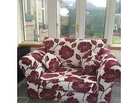 John Lewis 2 sofa