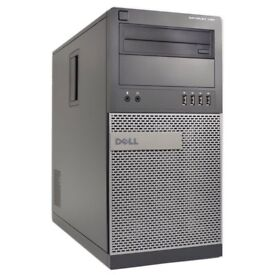 Dell OptiPlex 790 Tower i5- 8GB 128 SSD Windows 7 Pro 64 Bit DVDRW Warranty limited