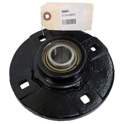Kinze Hub With Bearing Retaining Ring Part Ga8641