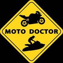 Moto Doctor - jetski, motorcycle and ATV mechanic Hillcrest Logan Area Preview